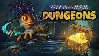 Why It was Great - Vanilla WoW Dungeons | Classic WoW