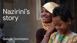 Nazirini's story - using machine learning to tackle crop disease