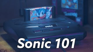 Sonic 101: A Brief History Of Sonic The Hedgehog!