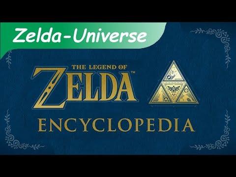 Zelda Encyclopedia - Das Buch Im Review