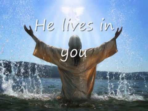He lives in you ( Tribute to Jesus)