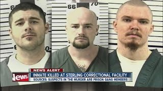 Inmate killed at Sterling Correctional Facility