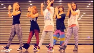 Genie 卓文萱 不要不要 (bu yao bu yao) Dance practice Mirror
