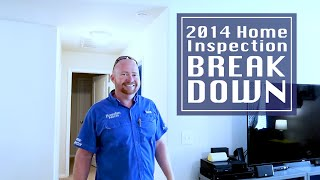 2014 Home Inspection Break Down
