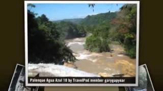preview picture of video 'Palenque - Ruinas y Cascadas Garygapyear's photos around Palenque, Mexico (cascadas palenque)'