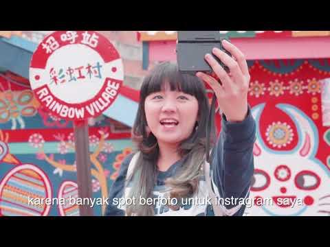 Saatnya Berkunjung ke Taiwan Season1 Episode6