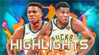 Giannis Antetokounmpo: 2018-19 Highlights - Early Access