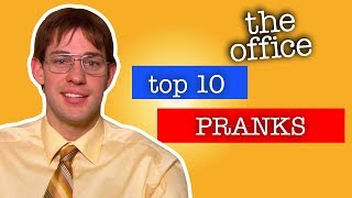 TOP 10 Pranks  - The Office US