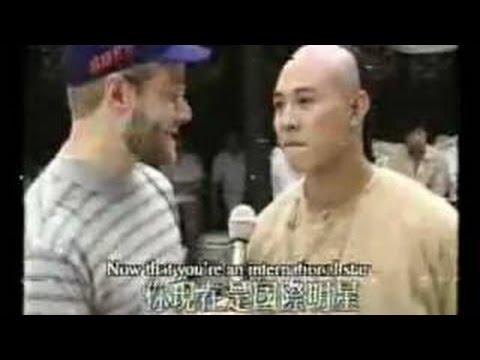 Jet Li Tai Chi & Fong Sai Yuk Outtakes 1993 Part 1