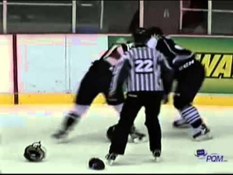 Peter Sakaris vs Jeremy Gregoire