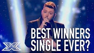 James Arthur sings Shontelle's Impossible | The X Factor UK Final
