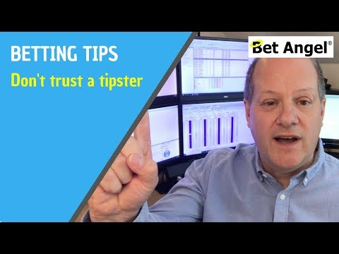 Why sports betting tips from tipsters cannot be trusted!