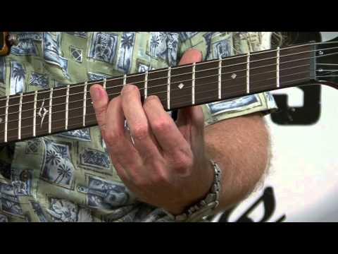 Free Guitar Lessons - 3 Octave Drop D Rock Scale
