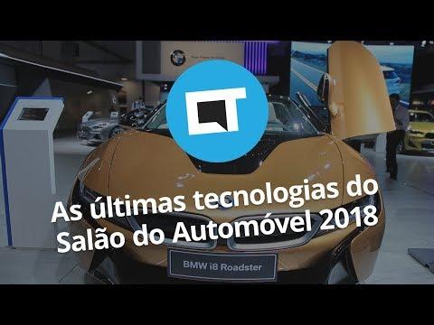 Carros autônomos, híbridos e elétricos