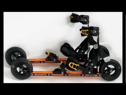 SRB XRS02 Cross-Skate by Cross-Skate