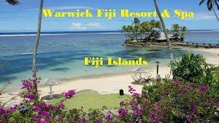WARWICK FIJI RESORT & SPA _ FIJI ISLANDS _ VATSAL BHAVSAR _ VARIETY VIDEOS