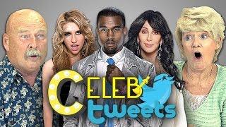 ELDERS EXPLAIN: CELEB TWEETS (Kanye, Kesha & Cher)
