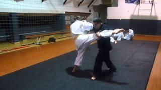 preview picture of video 'Jiu-jitsu con el sensei Roberto Varela y Camila en Florida Uruguay 2 de 4 HD'