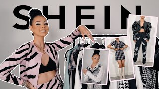HUGE SHEIN TRY ON HAUL W/ DISCOUNT CODE | AD