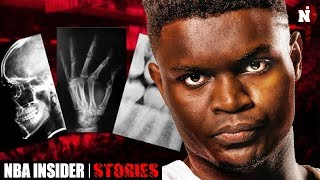 The Scary Truth About Zion Williamson   UNTOLD