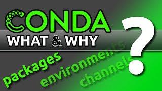 Anaconda (Conda) for Python - What & Why?