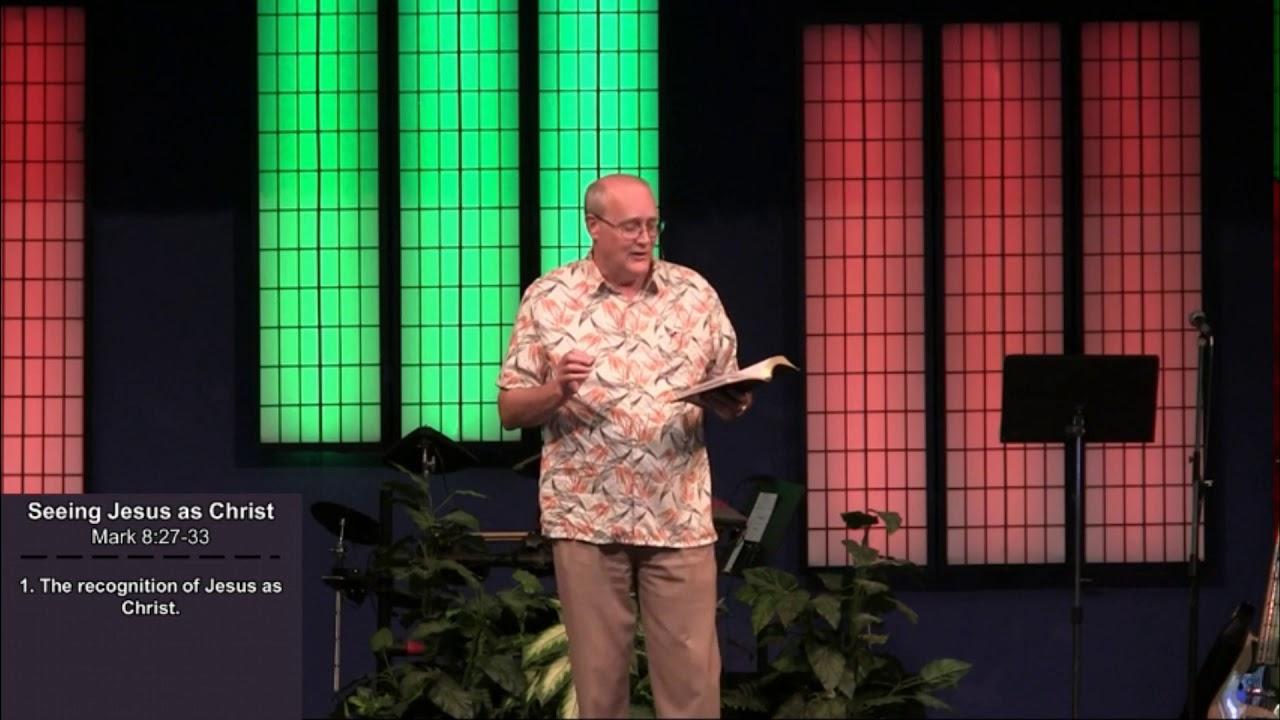 Seeing Jesus as Christ