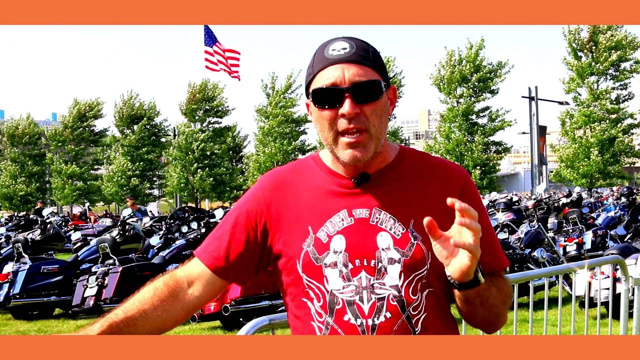 Milwaukee Rally 2015 - Watch for Motorcycles