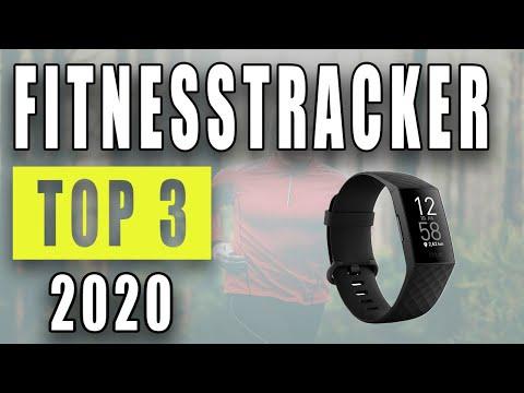 TOP 3: FITNESSTRACKER KAUFEN 2020! Beste und Günstigstes Fitness Armband!