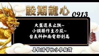 蘇建豐 簡單操盤順著趨勢走 影音分析 2018/9/13