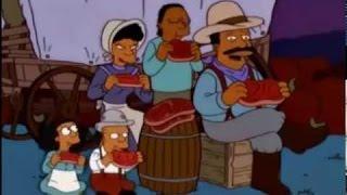 Juanita Y Las Semillas De Manzana (Parte 1/2) Los Simpson