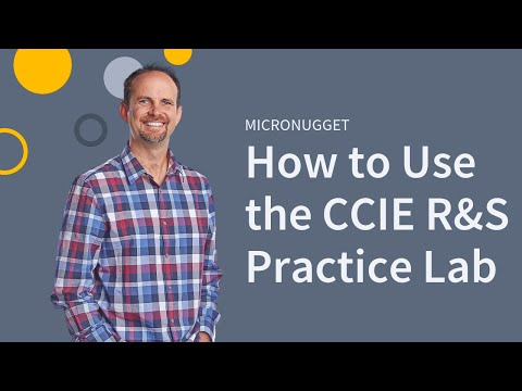 Cisco CCIE Routing and Switching Practice Lab - YouTube