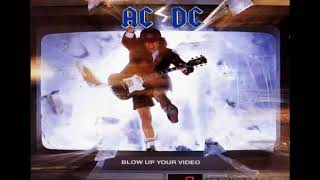 AC/DC - Alright Tonight (Unreleased Rare Song from Blow Up Your Video) HQ