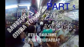 360°: Bangkok China town osa 5- Hymy hukassa