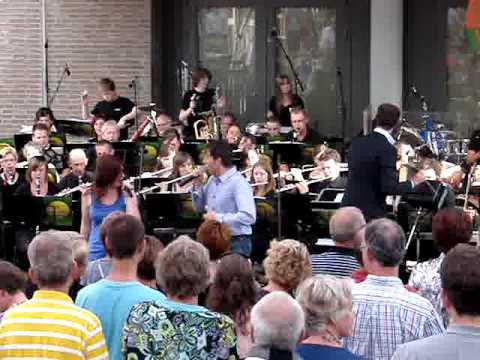 VDO Try-out concert Boxmeer 10 juli 2011: I gotta feeling