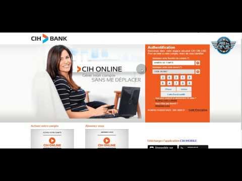 جميع خطوات فتح حساب في بنك CIH و الحصول على بطاقة  code30 MasterCard بالمجان