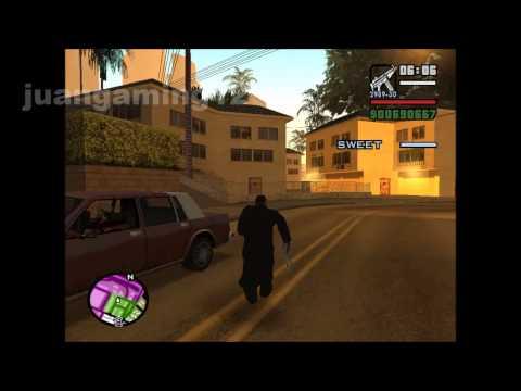 GTA: San Andreas Walkthrough #101 - Grove 4 Life - Chakram