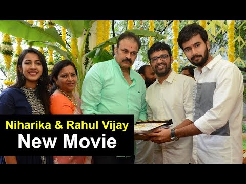 niharika-annd-rahul-vijya-new-movie-opening