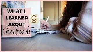 What I learned About Goodreads and How to Use it as an Author