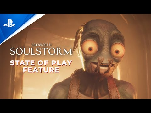 Oddworld: Soulstorm will be free for PS Plus users at launch
