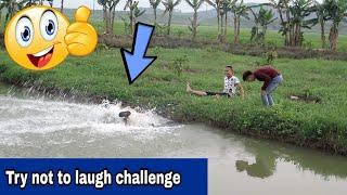 Coi Cấm Cười Phiên Bản Việt Nam | TRY NOT TO LAUGH CHALLENGE 😂 Comedy Videos 2019 | Hải Tv - Part14