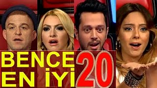 bence en iyi 20  o ses türkiye 20152016 best of the voice turkey 20152016