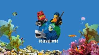 Objevuj svět s LEGO® FRIENDS
