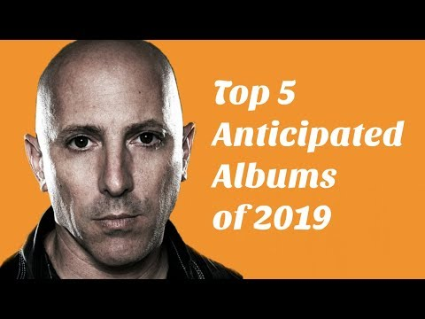 Top 5 Most Anticipated Rock Albums of 2019