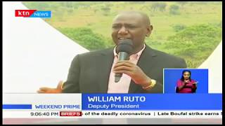 Western leaders allied to DP Ruto blame Musalia, Wetangula for not supporting development