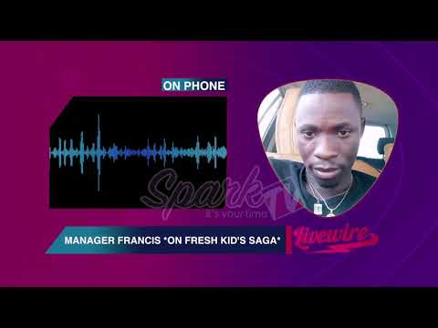 Fresh Daddy threatens to take away his kid from Manager Francis