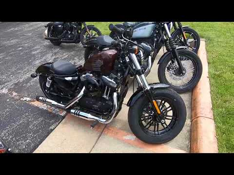 2018 Harley-Davidson Sportster Forty-Eight XL 1200X