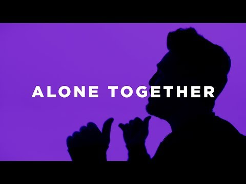 Dan + Shay - Alone Together (Neon Video) - Dan And Shay