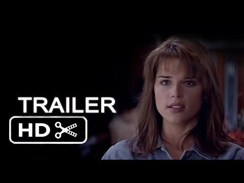Video trailer för Scream - Trailer (1996) Neve Campbell, Courteney Cox, David Arquette