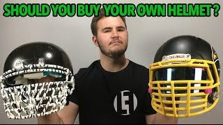 Should You Buy Your Own Helmet??