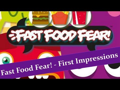 Fast Food Fear! - First Impressions - JTRPodcast
